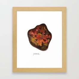 Jasper Framed Art Print