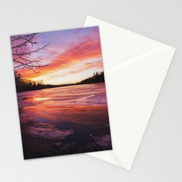 Intense Palette Stationery Cards