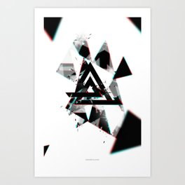 Illumine - Soundscape Art Print