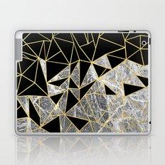 Marble Ab Laptop & iPad Skin