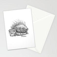 Barf Bag Stationery Cards