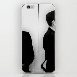 Johnny Cash Mug Shot Horizontal iPhone Skin