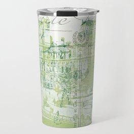 springtime in Paris Travel Mug