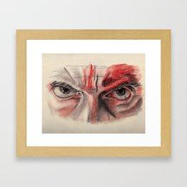 No, Thirteen Framed Art Print