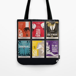 Bond #1 Tote Bag