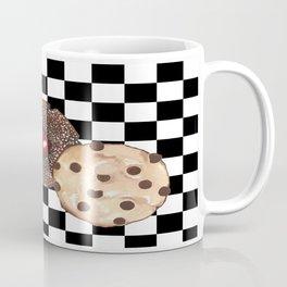 Eat Cookies Coffee Mug