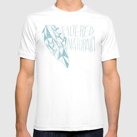 FILTERED NATURALLY T-shirt