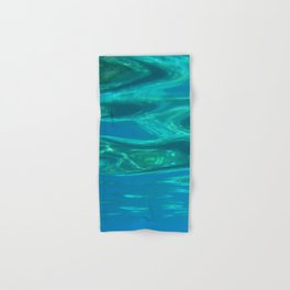 Sea design Hand & Bath Towel
