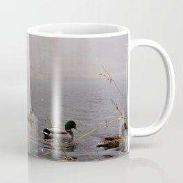 Fog Ducks Coffee Mug