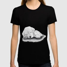 Sleeping Puppy T-shirt