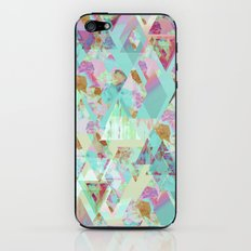 Candy Geometric  iPhone & iPod Skin