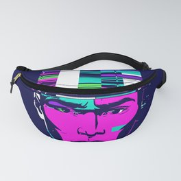 mnemonic_data_overload_ Fanny Pack