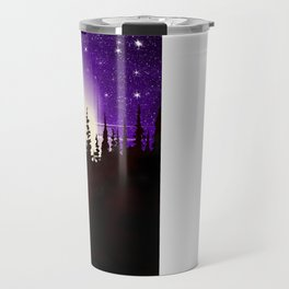 Forest Fox Travel Mug