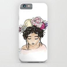 Flower Crown Clara Slim Case iPhone 6s