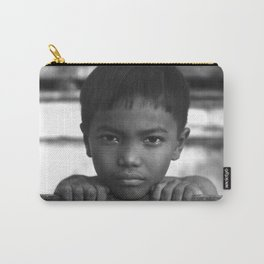 Children's Eyes of Vietnamese Innocence Carry-All Pouch