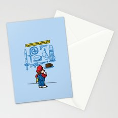 Weapon of Choice Stationery Cards