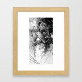 Lovers no.1 Framed Art Print