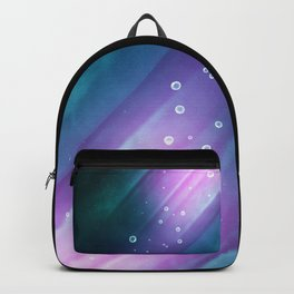 Mermaid Thoughts | Abstract Backpack