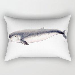Pygmy sperm whale Rectangular Pillow