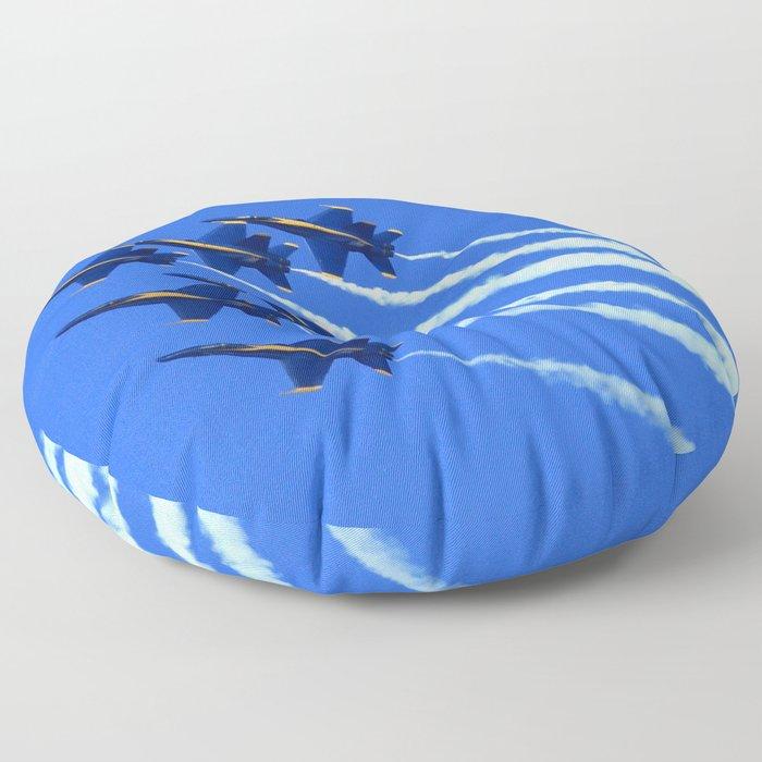 6 Angels Floor Pillow