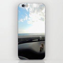 Dashboard Friends iPhone Skin