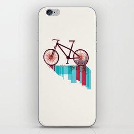 Discover Hong Kong Bicycle iPhone Skin