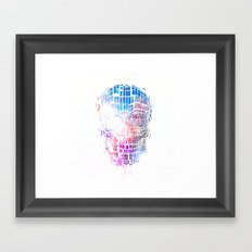 Mind = Blown Framed Art Print
