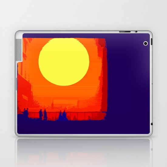 Nothing is new under the sun Laptop & iPad Skin