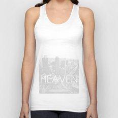 Heaven Los Angeles Unisex Tank Top