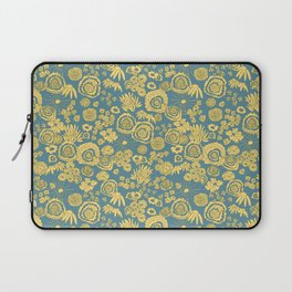 Scribble Ditsy Floral Laptop Sleeve