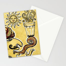 Cutting Chai Stationery Cards