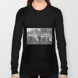 Choir a la 1926 Long Sleeve T-shirt
