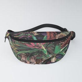 Rainforest corner Fanny Pack
