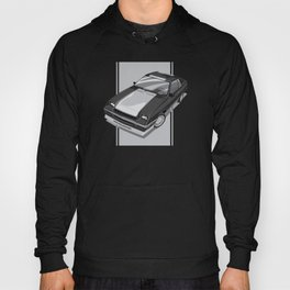 1983S L-Body Charger Black Hoody