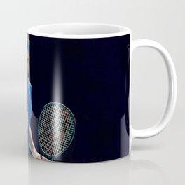 Tennis legend Roger Federer Coffee Mug