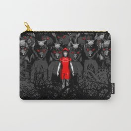 Girl N the Hood Carry-All Pouch