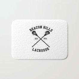 beacon hills lacrosse Bath Mat