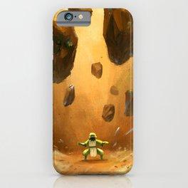 Earthbender iPhone Case
