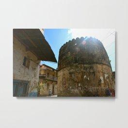 Zanzibar Metal Print