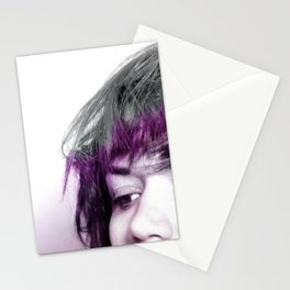 Dead People Stationery Cards