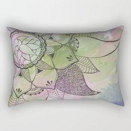 Mandala#22 Rectangular Pillow
