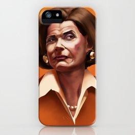 Arrested Matriarch iPhone Case