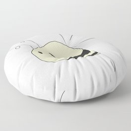 Bee Floor Pillow