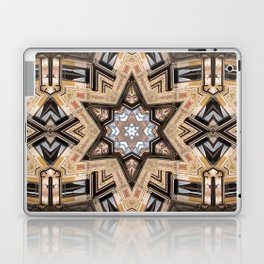 Architectural Star of David Laptop & iPad Skin