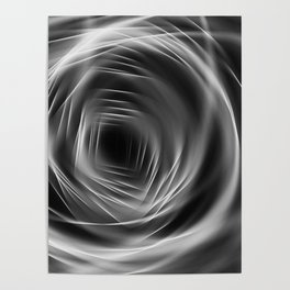 Revolving Tunnel Poster