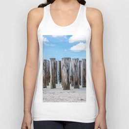 Pillar Beach Unisex Tank Top