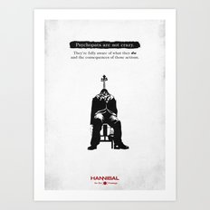 Hannibal - Fromage Art Print