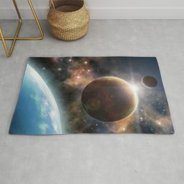Welcome to the Space Rug