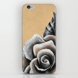 A Rose For My Love iPhone Skin
