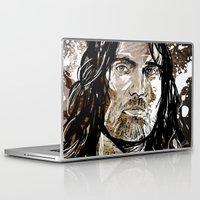 aragorn Laptop & iPad Skins featuring Aragorn by Patrick Scullin